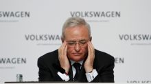 Leaked data shows ex-VW chief knew of emissions test cheating