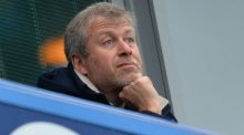 Chelsea's Russian owner Roman Abramovich   appointed seven permanent managers before Conte. Photograph: Glyn Kirk/AFP/Getty Images