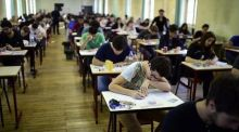 Students frequently indicated they could not recall information they had learned off for the Leaving Cert a mere two months later. File photograph: Getty Images