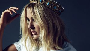 "Ellie Goulding: ""When you feel anxiety, it's a very lonely feeling"""