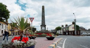 Skerries town centre which has been named as this year's Tidy Towns winner. Photograph: The Irish Times