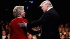 A Clinton or Trump victory? Reaction to the debate