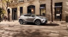 Toyota announces prices for the new C-HR crossover
