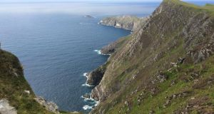 Ireland does have a truly special little wilderness, hidden away in the north-west corner of our own beautiful Achill island
