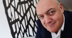 "Dara Ó Briain will present ""Scintillating Science"" on Monday, November 14th in  the National Concert Hall in Dublin. Photograph: Cyril Byrne/The IrishTimes"