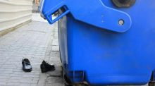 Gary Quinn's big regret? Throwing a kind man's shoes in the bin