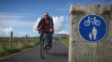 How is tourism faring in the west of Ireland?