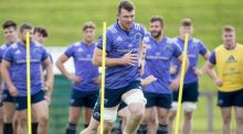 Munster's Peter O'Mahony has returned to full training. Photograph: Inpho/Morgan Treacy