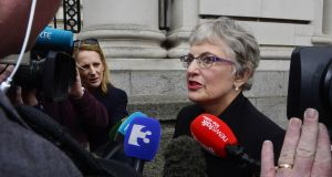 Minister for Children Katherine Zappone.Photograph: Cyril Byrne/The Irish Times