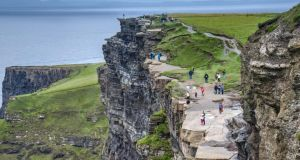 Liscannor in Co Clare is the perfect base for visiting the dramatic Cliffs of Moher