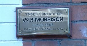"Orangefield, Hyndford Street, Abetta Parade, Cyprus Avenue, North Road, the Sandy Row and the Connswater River, ""walks up Cherryvalley from North Road Bridge railway line"": it often feels I came to know my own streets through the music of Van Morrison before I knew them myself"