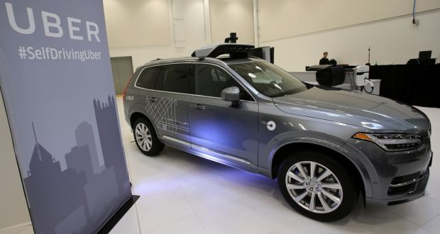 Volvo Rising To The Challenge Posed By Autonomous Driving