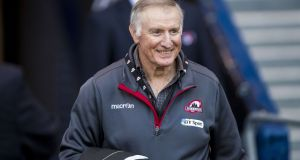 Alan Solomons has quit as coach to Edinburgh. Photograph: Craig Watson/Inpho
