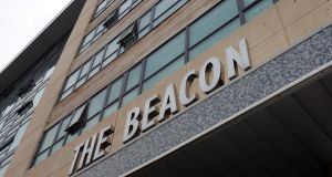 The Beacon Hotel in Sandyford, Dublin, which has been sold along with the Morgan and the Spencer hotels. Photograph: Matt Kavanagh