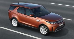 Paris Motor Show: New Land Rover Discovery revealed in full