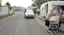 Evicted Travellers still homeless after nine months