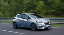 Paris Motor Show: Nissan's new Micra shakes of the fuddy-duddy image