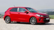 Paris Motor Show: New Kia Rio gains small car sophistication