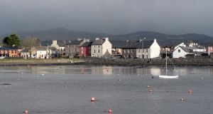 Dungarvan, Co Waterford: a traditional tourist area, although it is especially popular with domestic visitors. Photograph: Getty Images/iStockphoto DUNGARVAN_PRINT