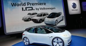 Volkswagen's ID concept: vitally important for the image of the brand