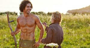 A hunk by any other name: Aidan Turner as Poldark. Photograph: BBC