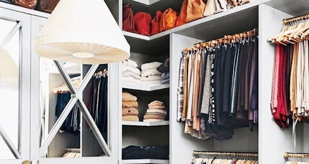 A Separate Room To Hold All Of Your Clothes, Shoes, Bags And Accessories Is