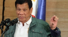 Philippines President likens himself to Adolf Hitler