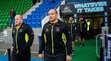 Ulster's Rory Best made his return against Glasgow, and now starts this weekend. Photograph: Craig Watson/Inpho