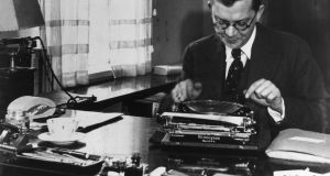 Hans Fallada: telling his own, and Germany's, story. Photograph: Ullstein Bild via Getty Images
