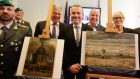 Two Van Gogh paintings recovered 14 years after robbery