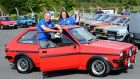 Ford Fiesta: 'Dumpy little hatchback' celebrates 40 years