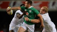 Jared Payne could be about to make the Ireland number 15 jersey his own. Photograph: Getty