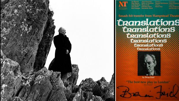 Brian Friel one year on: A critical overview
