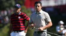 Rory McIlroy confronts heckler, gets him ejected from Ryder Cup