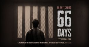 Brendan Byrne's documentary, Bobby Sands: 66 Days, not only doesn't depict the role of women in the conflict, but that it doesn't interview a single woman in relation to that recent historical period. Women are seen in the film – banging binlids, marching in balaclavas or with blankets wrapped round them – and briefly heard in archival footage of Bernadette McAliskey and Rosaleen Sands, but they are not presented as worthy of either extended comment or analysis