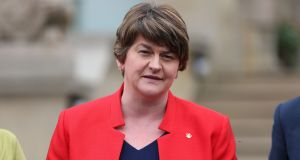 Northern Ireland First Minister Arlene Foster said a new 'new border' using  technology and data analytics could be put in place between the North and the Republic after the UK leaves the EU.