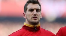 Sam Warburton is facing a month out after undergoing surgery on a fractured cheekbone sustained in Cardiff's loss to Leinster. Photograph: PA