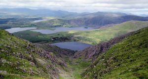 Make sure to carry a map, compass and rain gear when walking around Lough Currane
