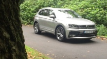 Our Test Drive: the Volkswagen Tiguan