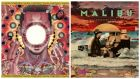 """You're Dead by"" Flying Lotus and ""Malibu"" by Anderson .Paak"