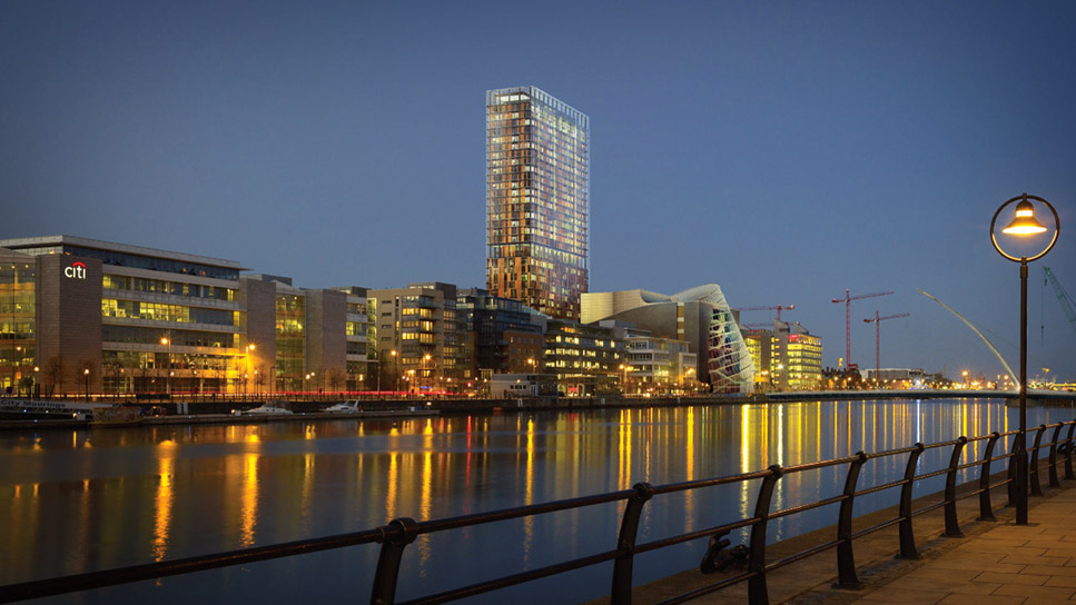 The Dublin Skyscraper That Never Came To Be