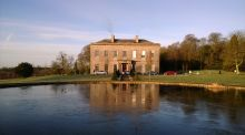 Townley Hall in Co Louth:  the last of the autumn season country house auctions takes place on Tuesday, October 11th, when Adam's holds its annual Country House Collections sale there