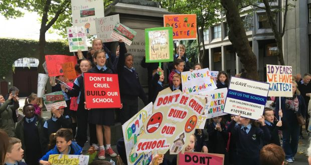 Horrendous conditions' at Clonsilla school spark outcry