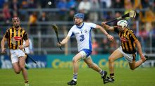 Waterford's Austin Gleeson: he is one of those in line to pick up the Player of the Year accolade on Saturday night