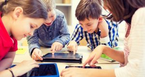 Irish firms StoryToys has specialised in producing apps and interactive storybooks aimed at a younger audience. Photograph: iStock