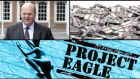 Project Eagle comprises 500 loans secured on properties in Northern Ireland, the Republic and Britain which Nama sold to US company Cerberus in April 2014. Photographs: The Irish Times/Getty Images