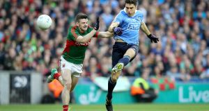 "Bernard Brogan: ""I don't think it's money, I think it's about the structures.""  Photograph: Ryan Byrne/Inpho"