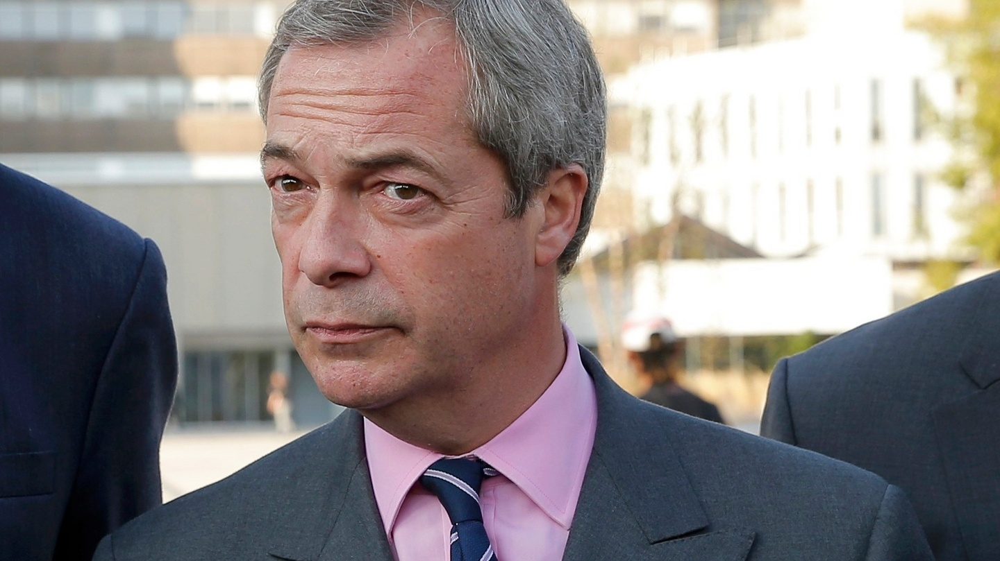 Analysis ukip stumbles from tragedy to default state of farce for Farcical xword