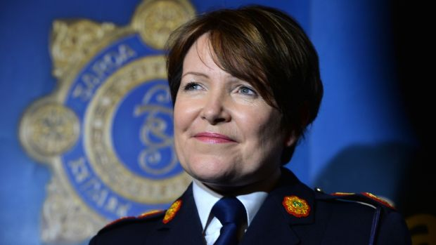 Garda Commissioner Nóirín O'Sullivan: she is now long enough in the job for the problems to be of her era, not Callinan's