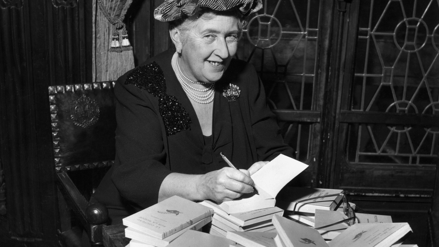 She never went to school: 126 remarkable Agatha Christie facts